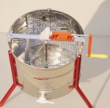 Extracteur radiaire